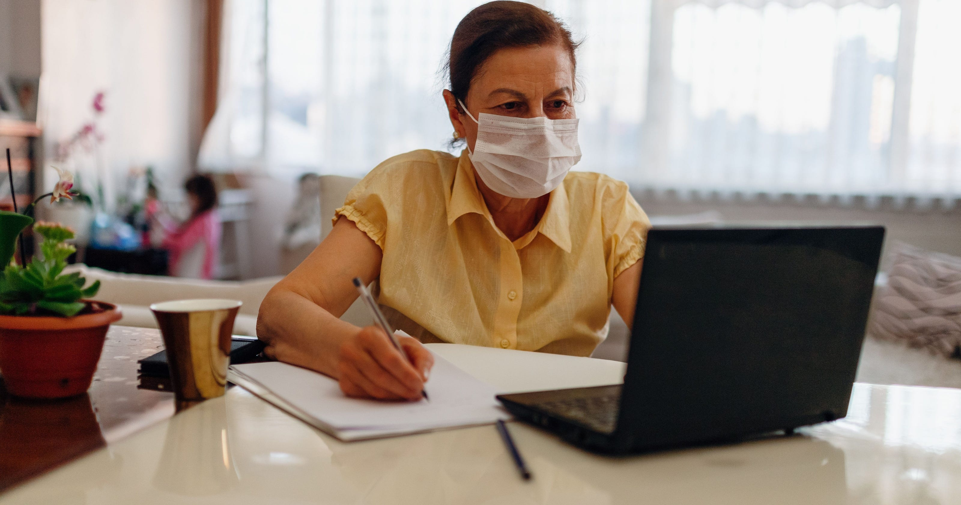 Coronavirus pandemic might be 'game changer' for working at home