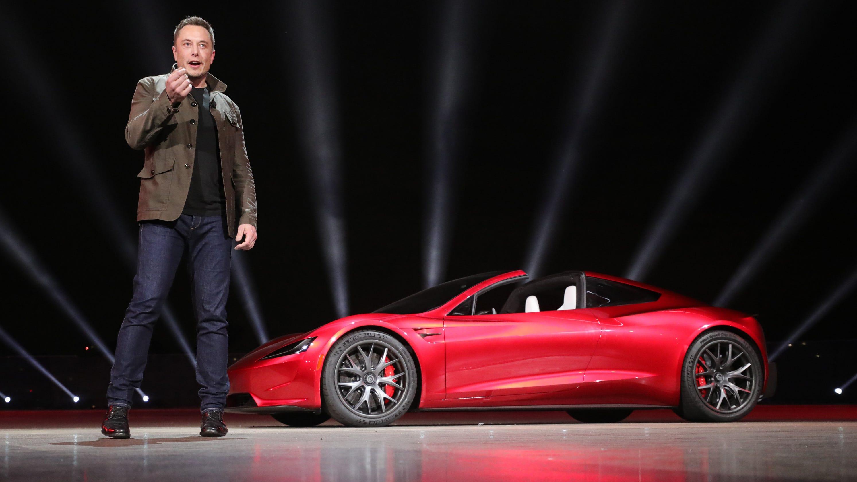 Elon Musk says Tesla stock price 'too high,' criticizes shutdowns