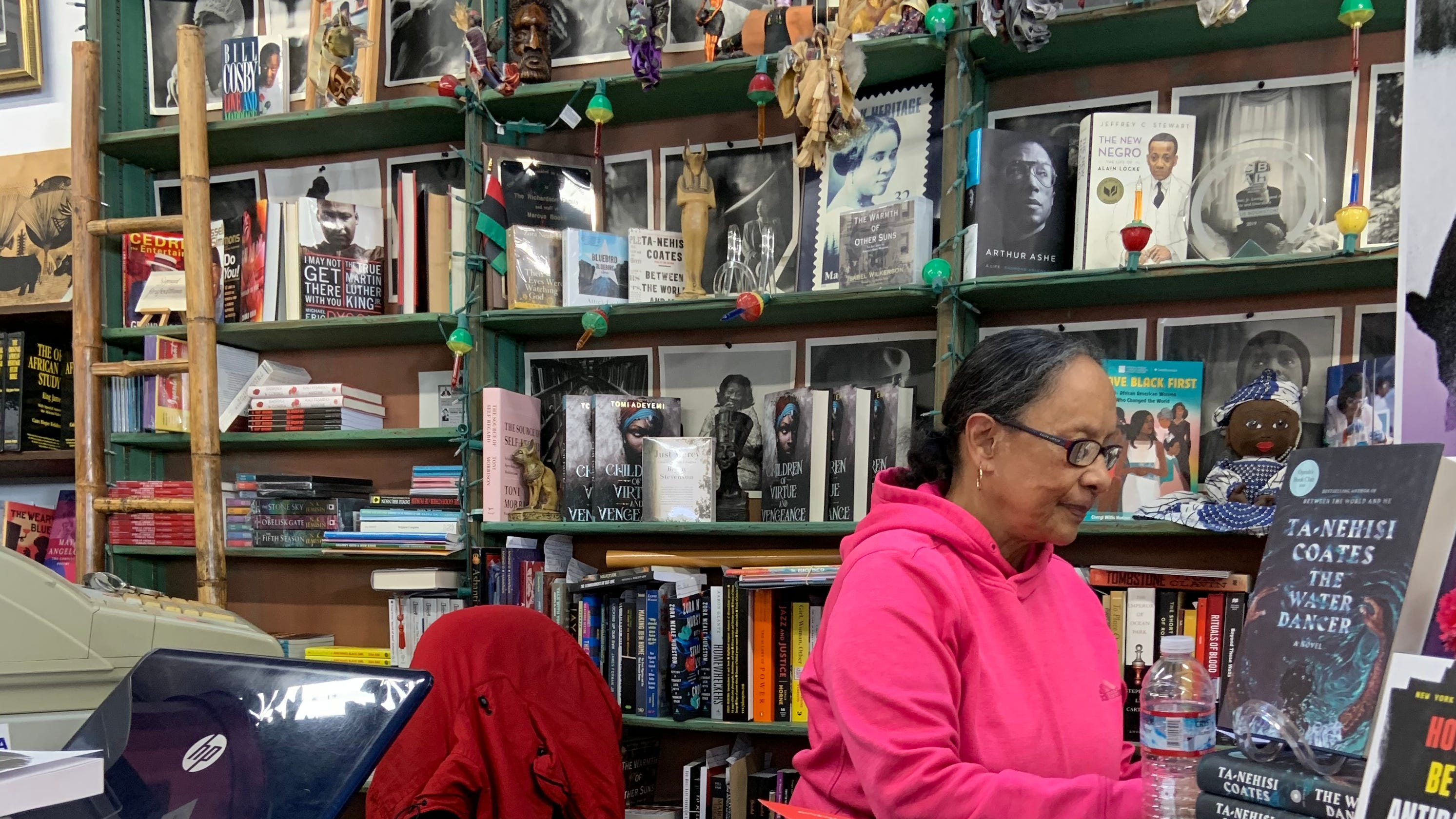 How black bookstores, battered by Amazon.com, are fighting COVID-19