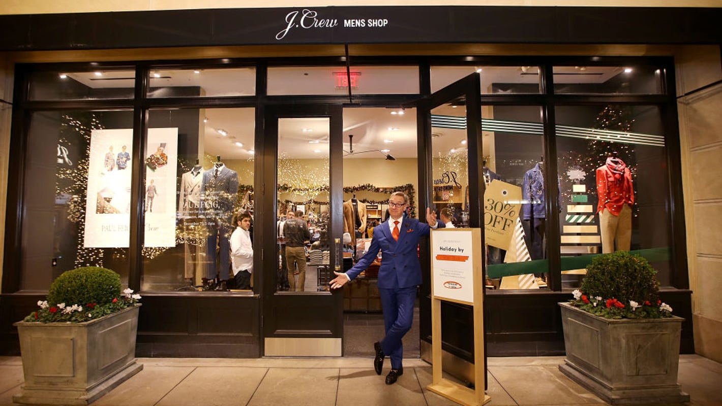 J. Crew files for Chapter 11 bankruptcy as coronavirus batters retailers