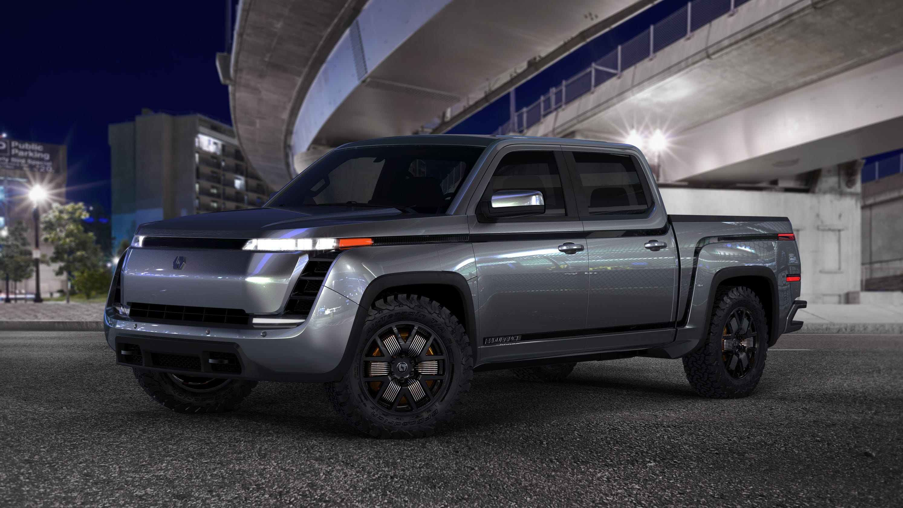 Lordstown Motors' all-electric Endurance will intensify the truck war