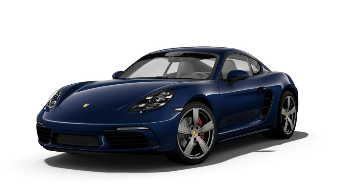 Porsche launched a platform that lets you order a used 911 from your couch