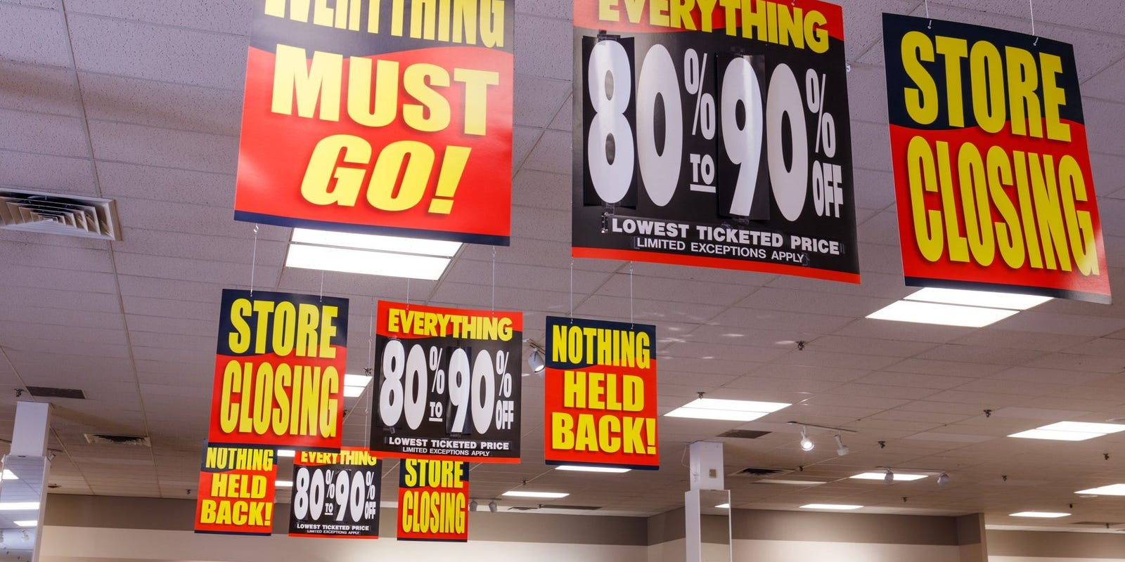 Retailer files Chapter 11 bankruptcy