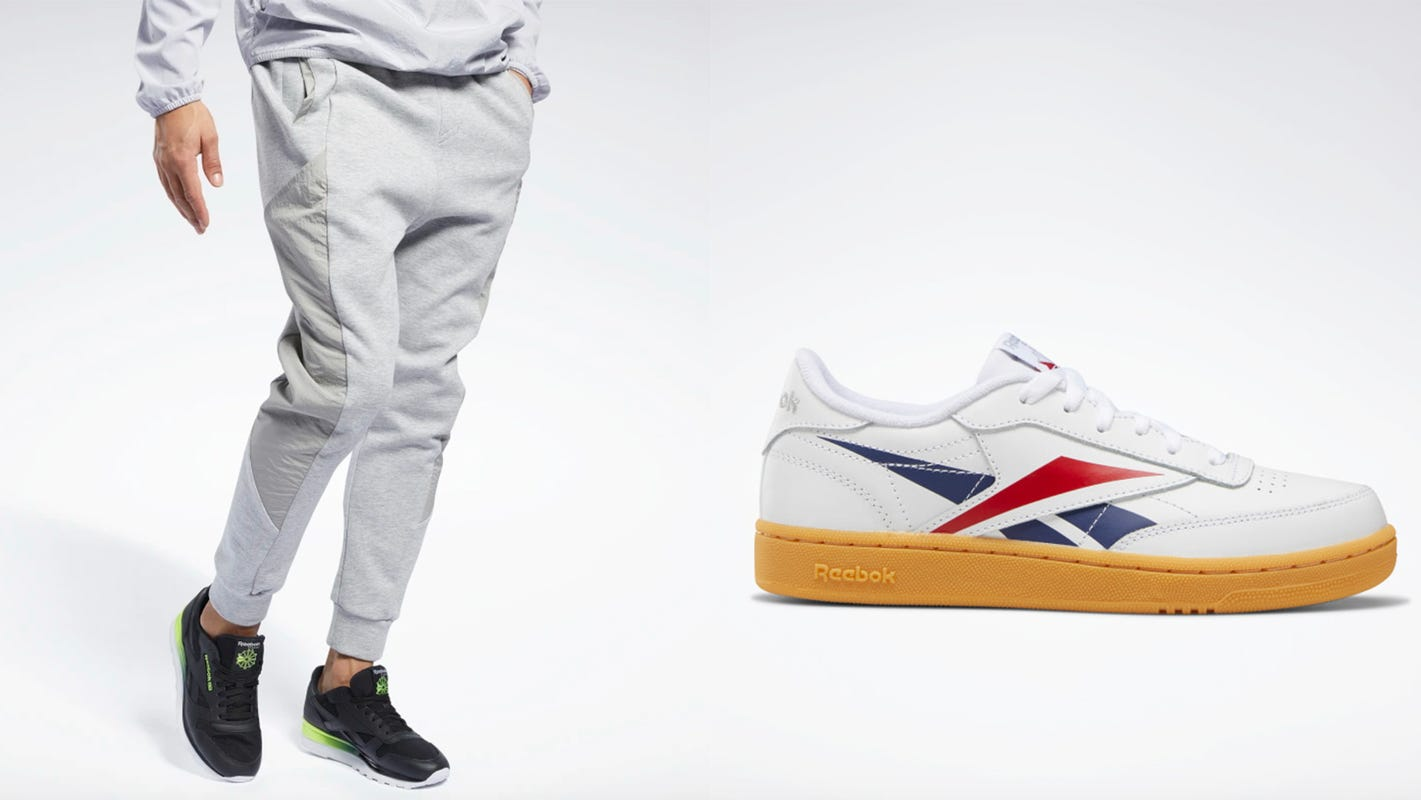 Save on select sneakers, loungewear and more with this code