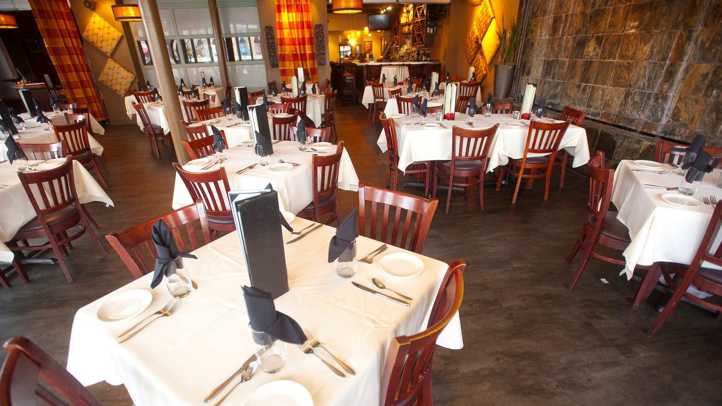 Table linen ban irks Kentucky's restaurant owners
