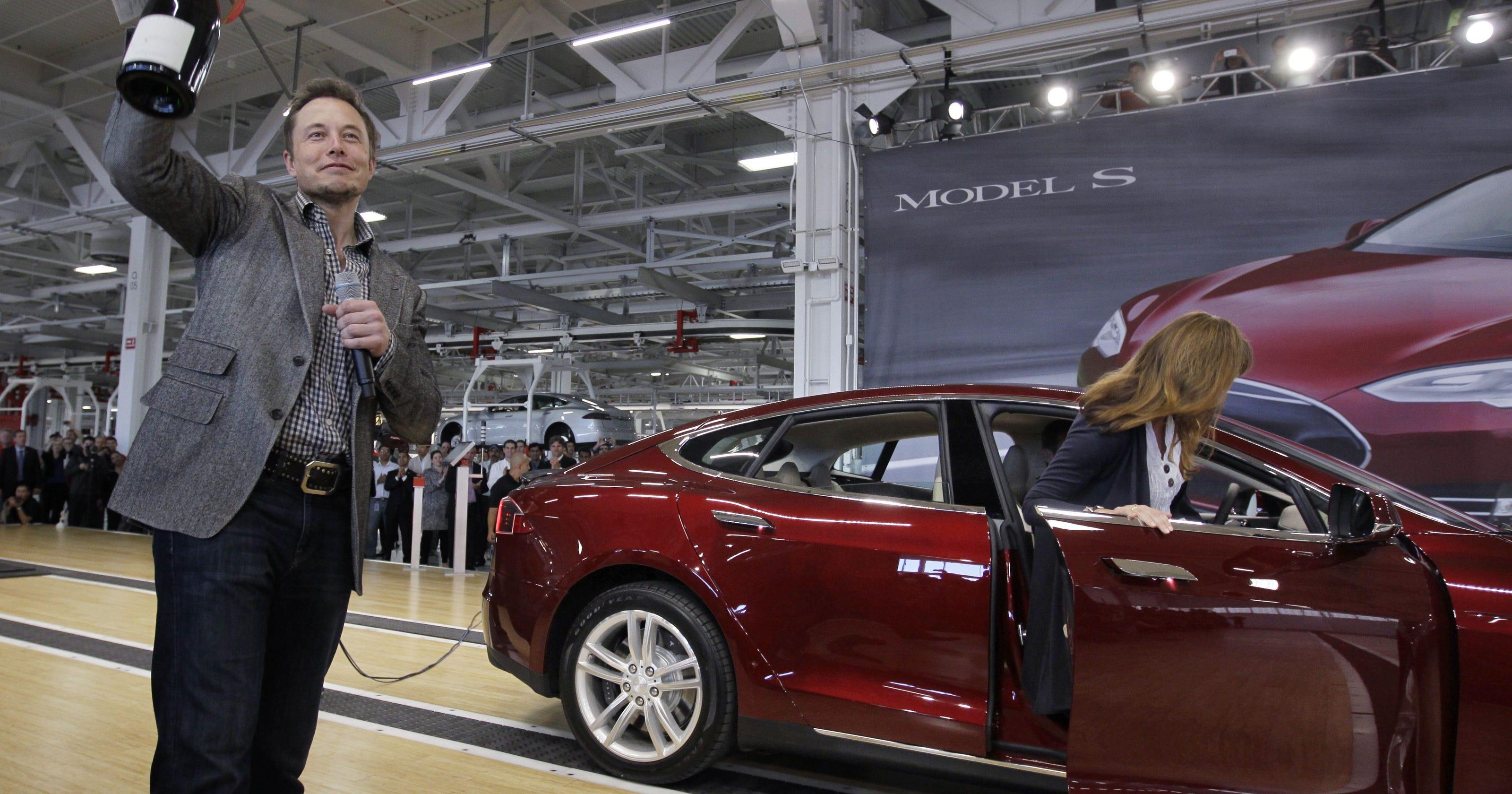Tesla plant to restart production after coronavirus shutdown