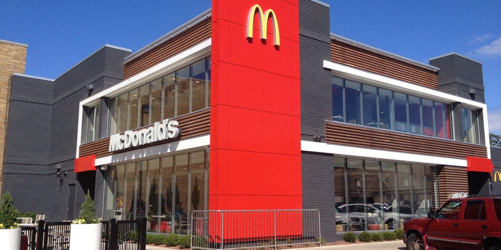 This is how dining in McDonald's restaurants will change due to coronavirus
