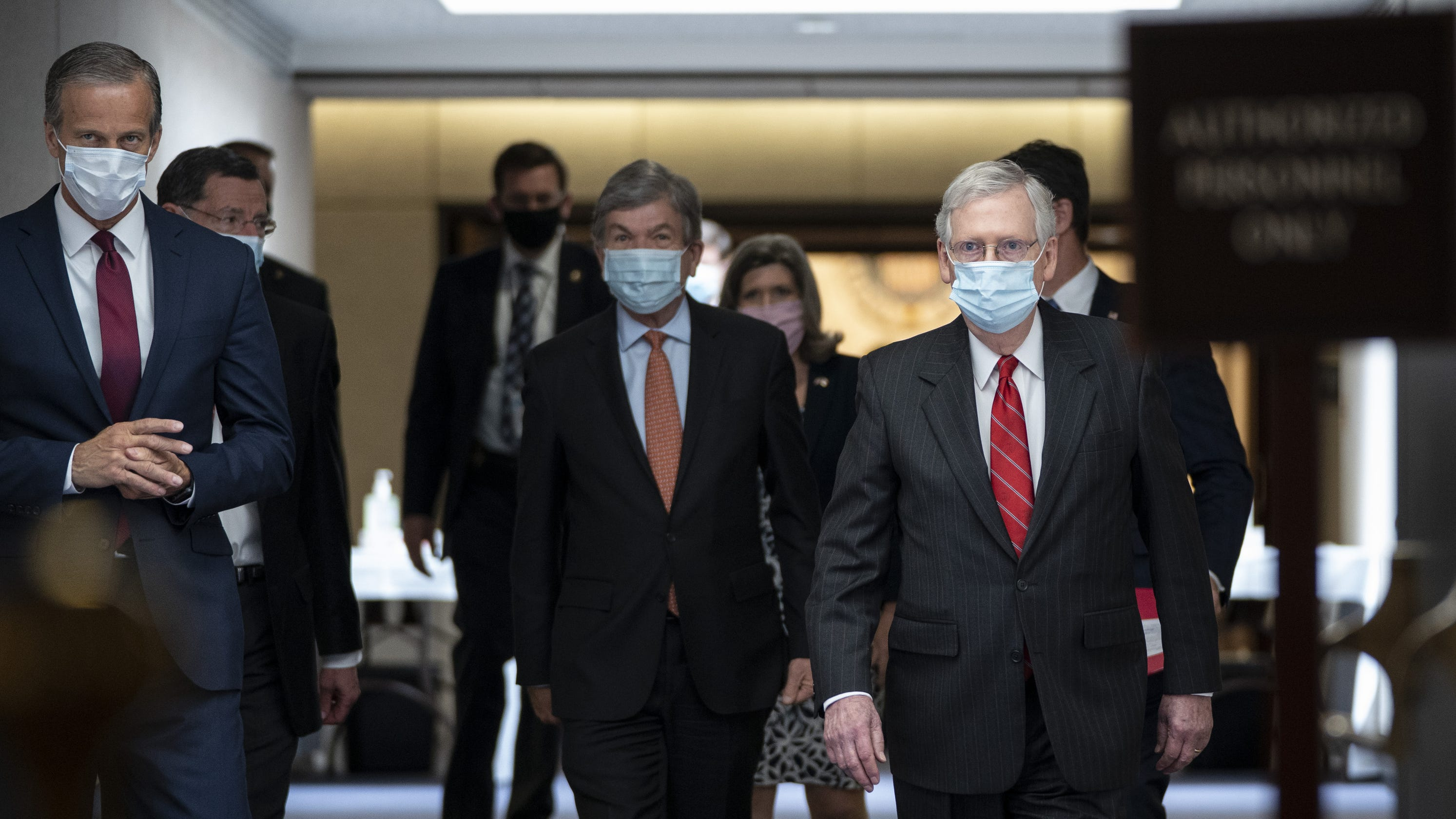 Trump, Congress split on stimulus to address COVID-19