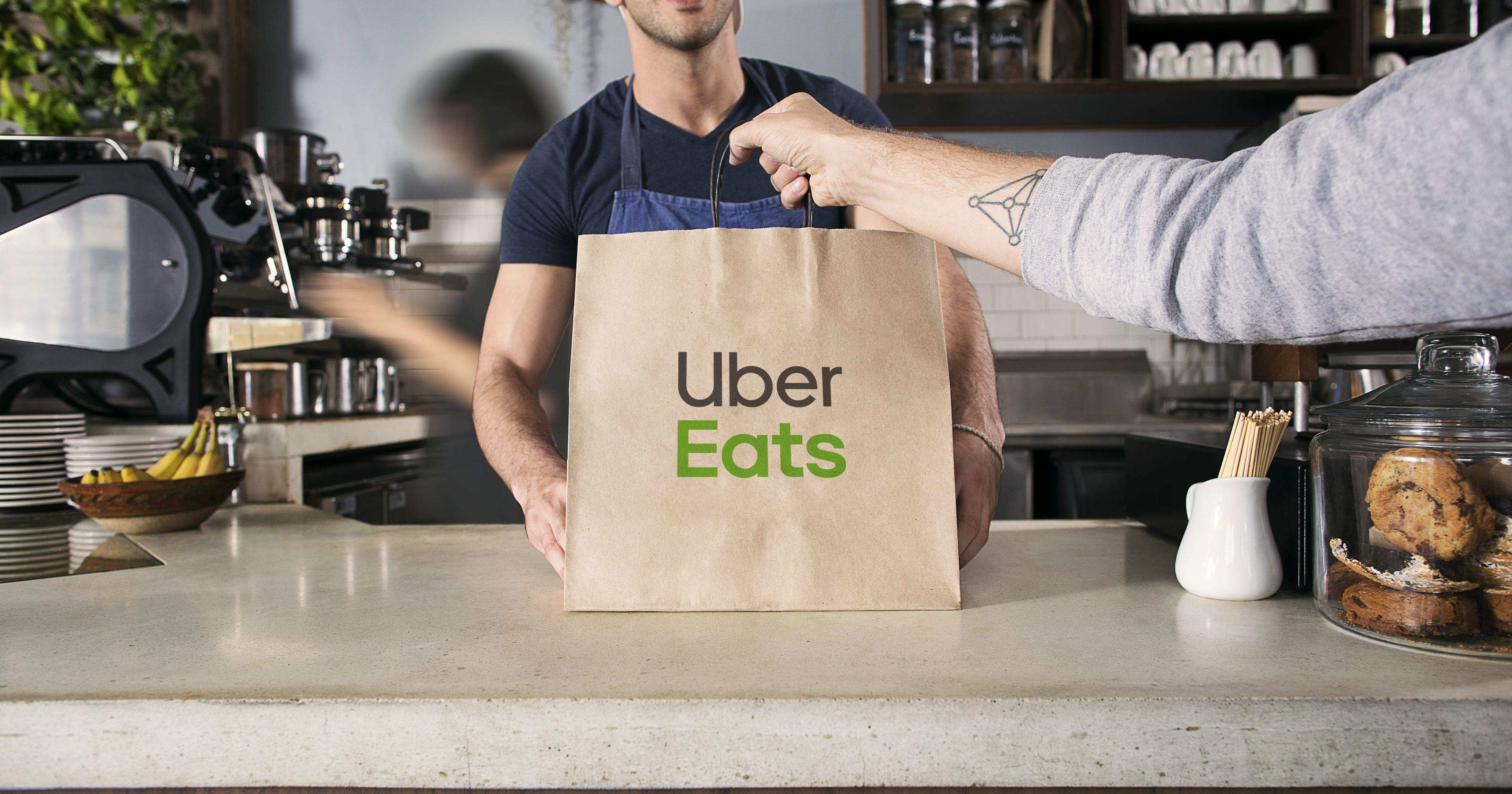 Uber Eats adds cost-saving 'Family Style Meals'