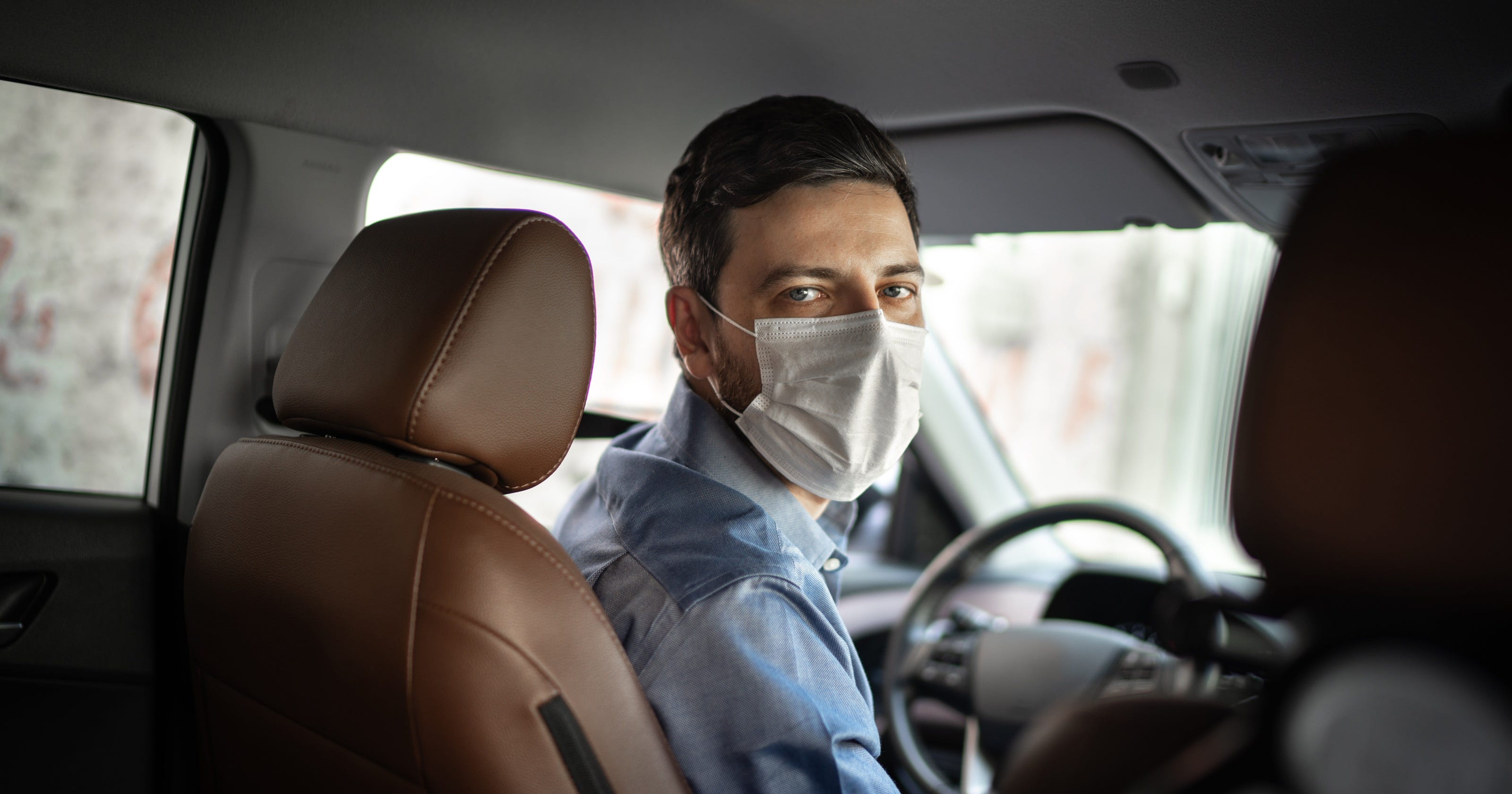 Uber to require face masks for drivers, riders