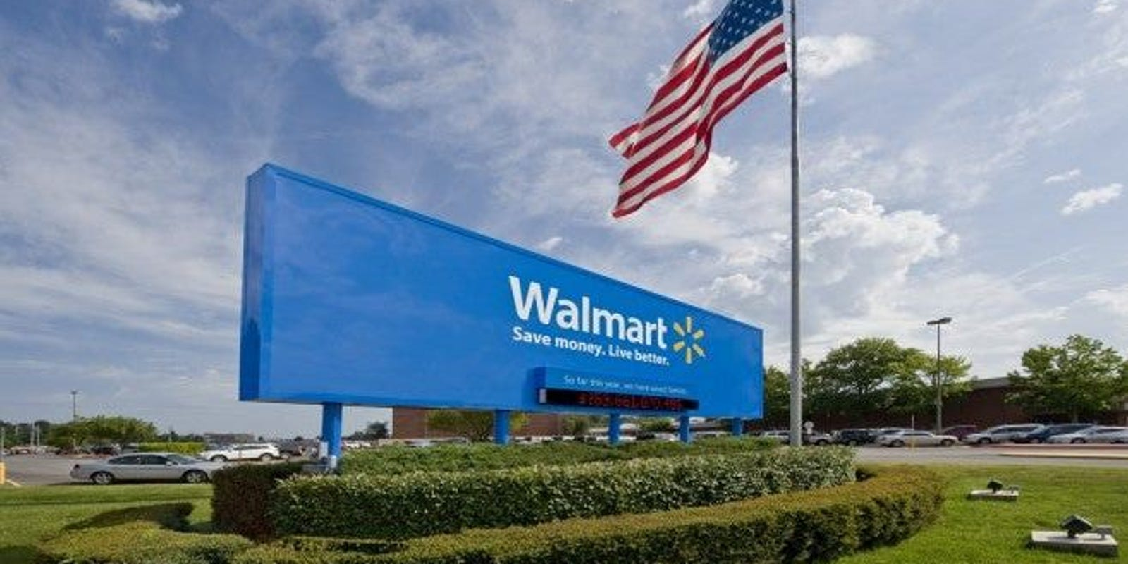 Walmart to add Express Delivery to 1,000 stores