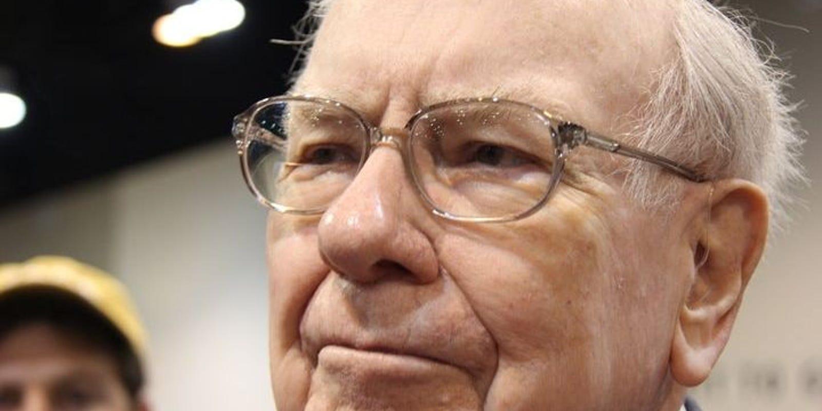 Warren Buffett says coronavirus hurt, but stocks still good investment