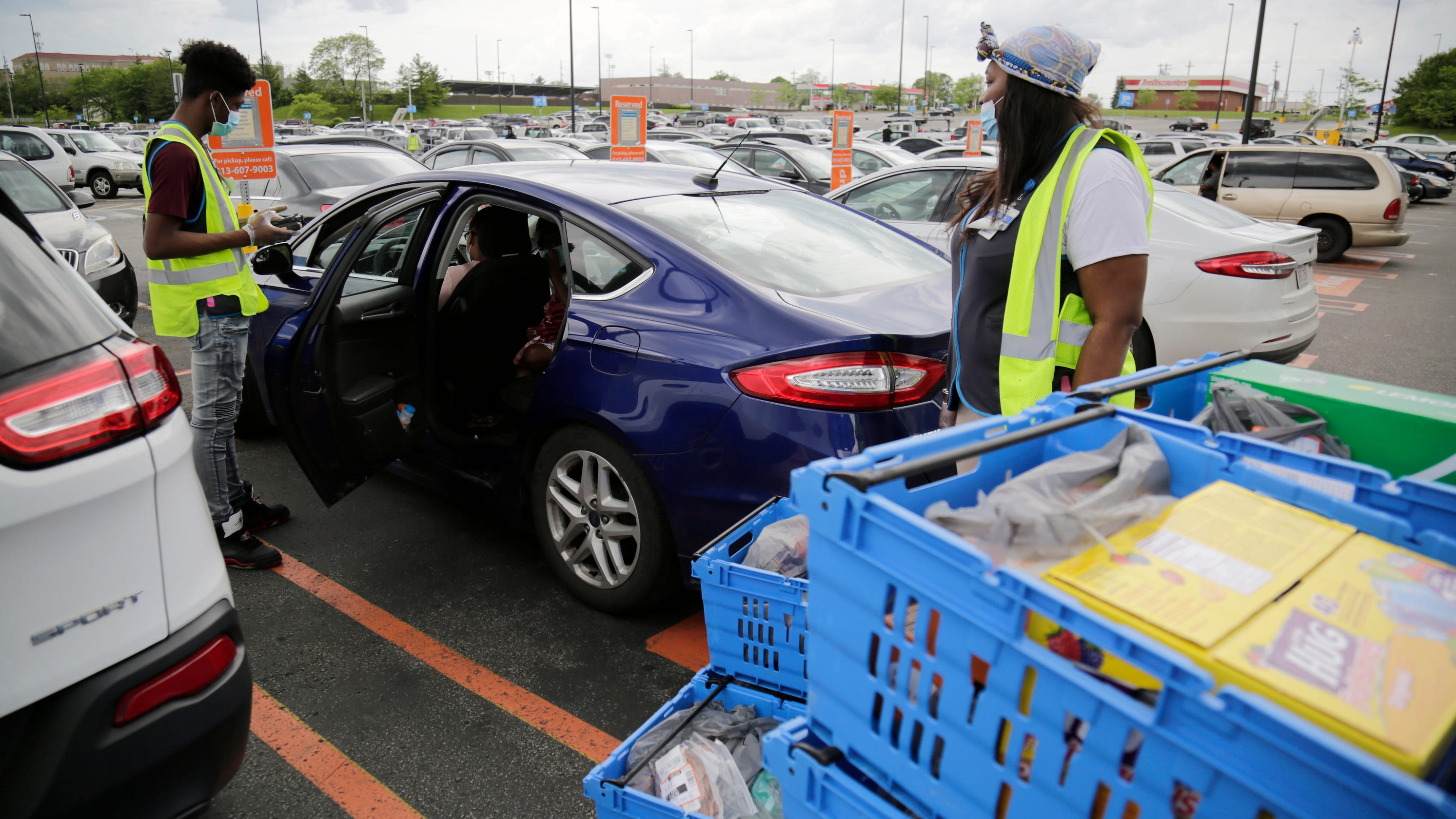 Will grocery shopping be 'normal' post pandemic?