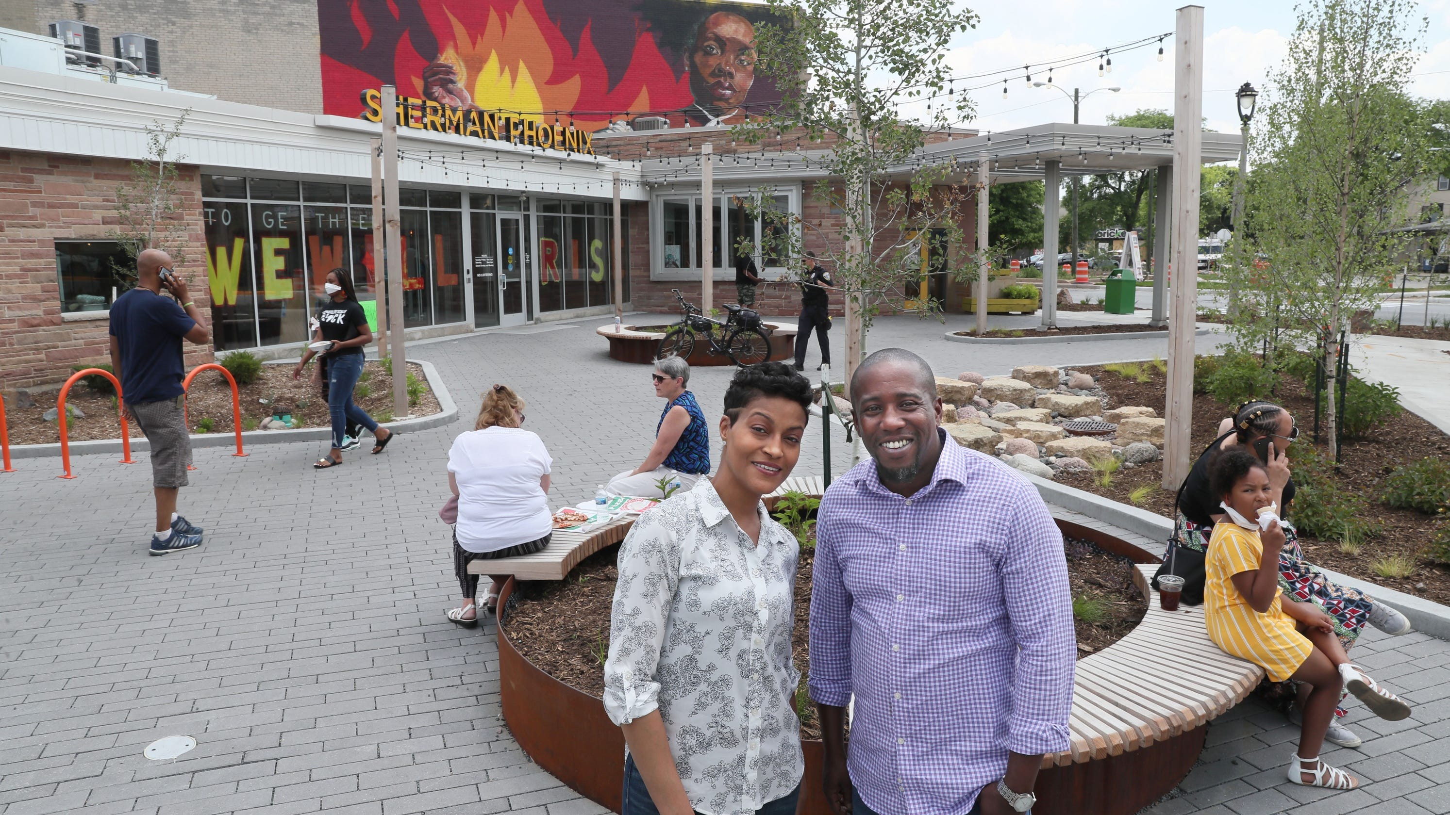 A hub for Black entrepreneurs in Wis. focuses on sustainable change