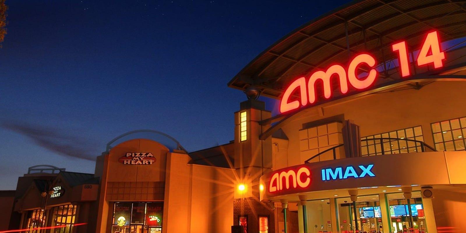 AMC theater chain warns it may not survive coronavirus fallout