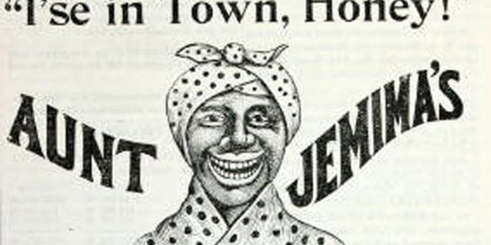 Aunt Jemima, other racist brands held power beyond the breakfast table