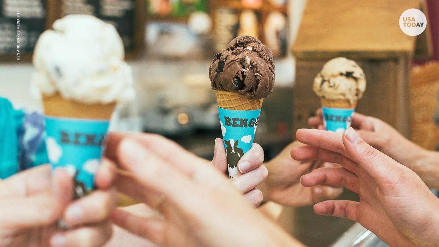 Ben & Jerry's calls for dismantling of 'culture of white supremacy'