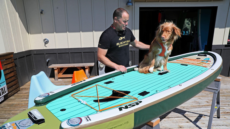 Canoe, kayak, outdoor equipment sales rebound