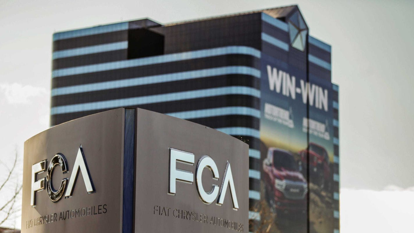 Fiat Chrysler workers to pause for Juneteenth, death of George Floyd