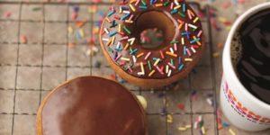 Free donuts at Krispy Kreme, Dunkin, more