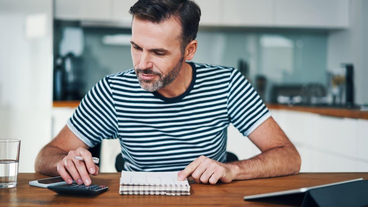 How to create a 50/30/20 budget