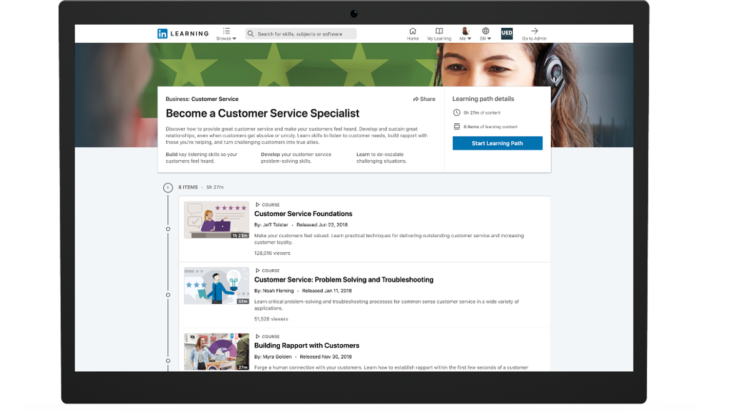 Microsoft, LinkedIn online courses address COVID-19 work crisis