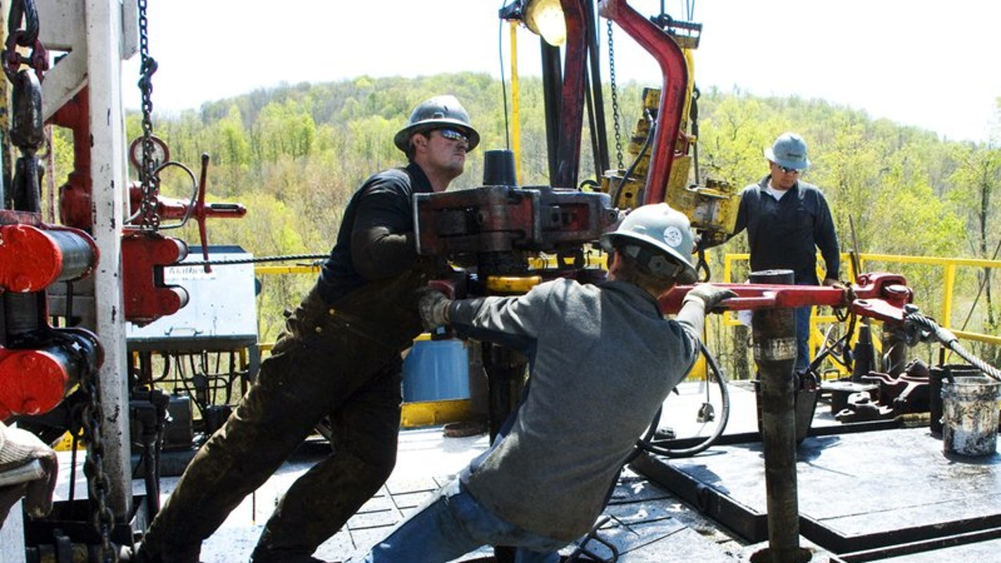 Plunging oil prices send Chesapeake into bankruptcy