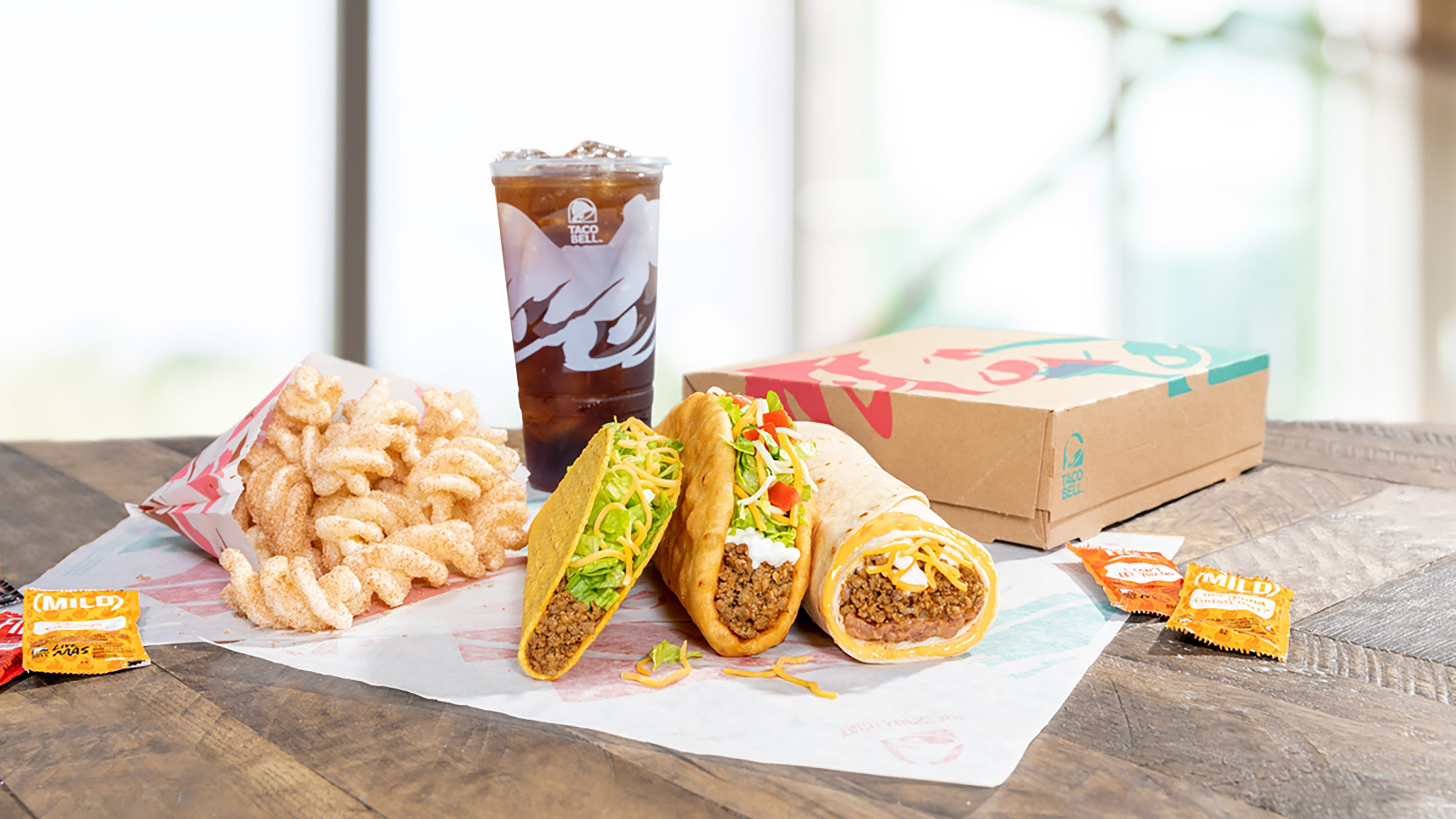 Taco Bell offers free Chalupa Cravings Box through the app, but users face tech issues