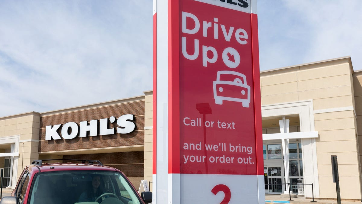 Apple, GNC are among the retailers with curbside pickup in the US