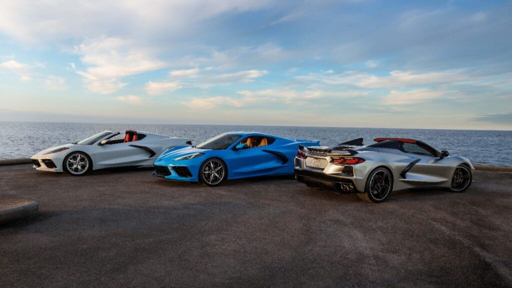 GM reveals price, features of 2021 Corvette Stingray, including two new colors