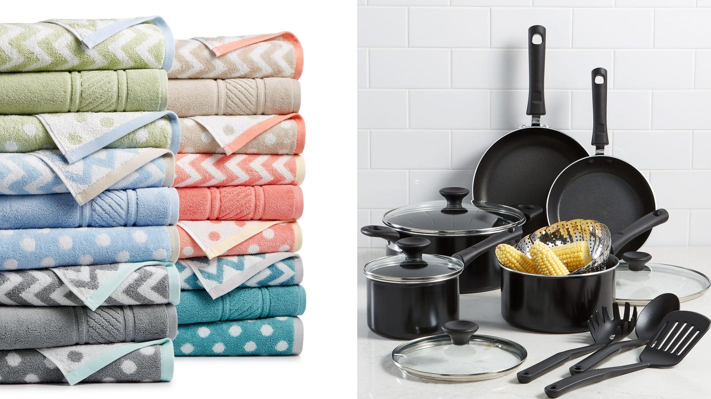 Save big on cooking and more