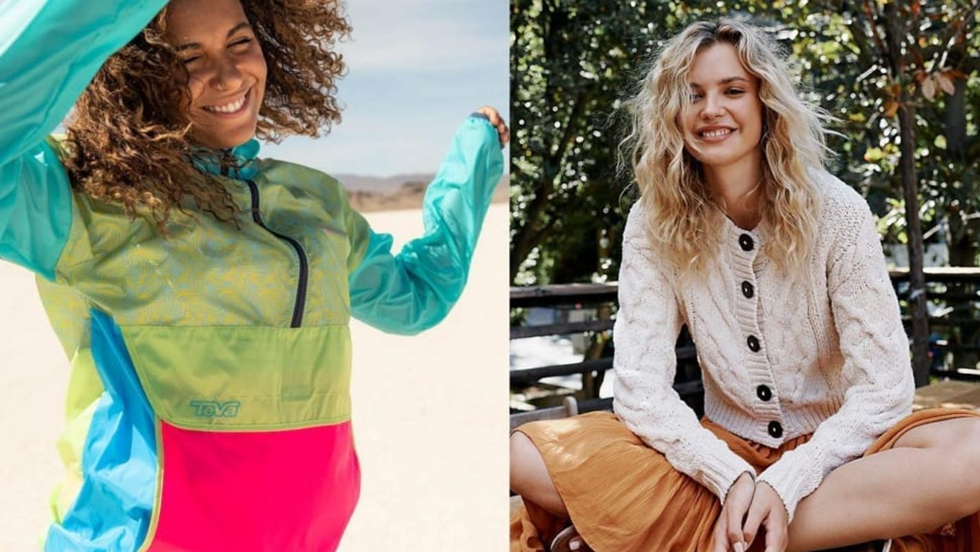 10 top-rated jackets and tops that are perfect for fall