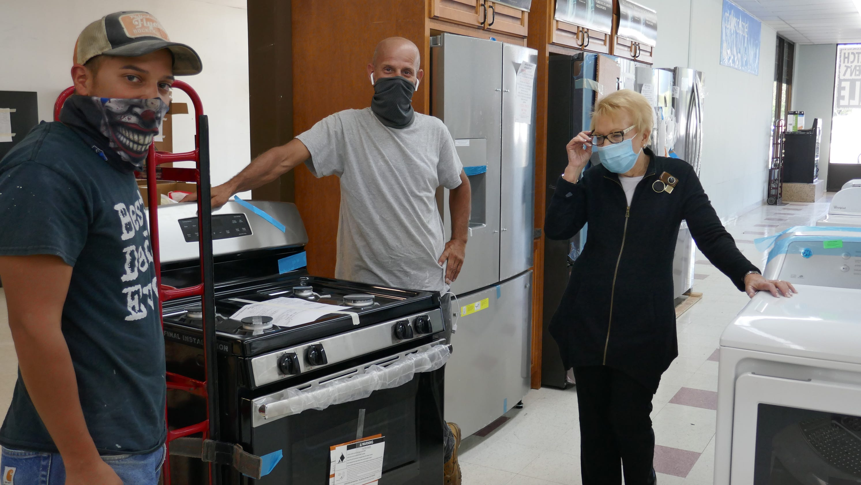 Appliances, parts facing shortages amid COVID-19 pandemic