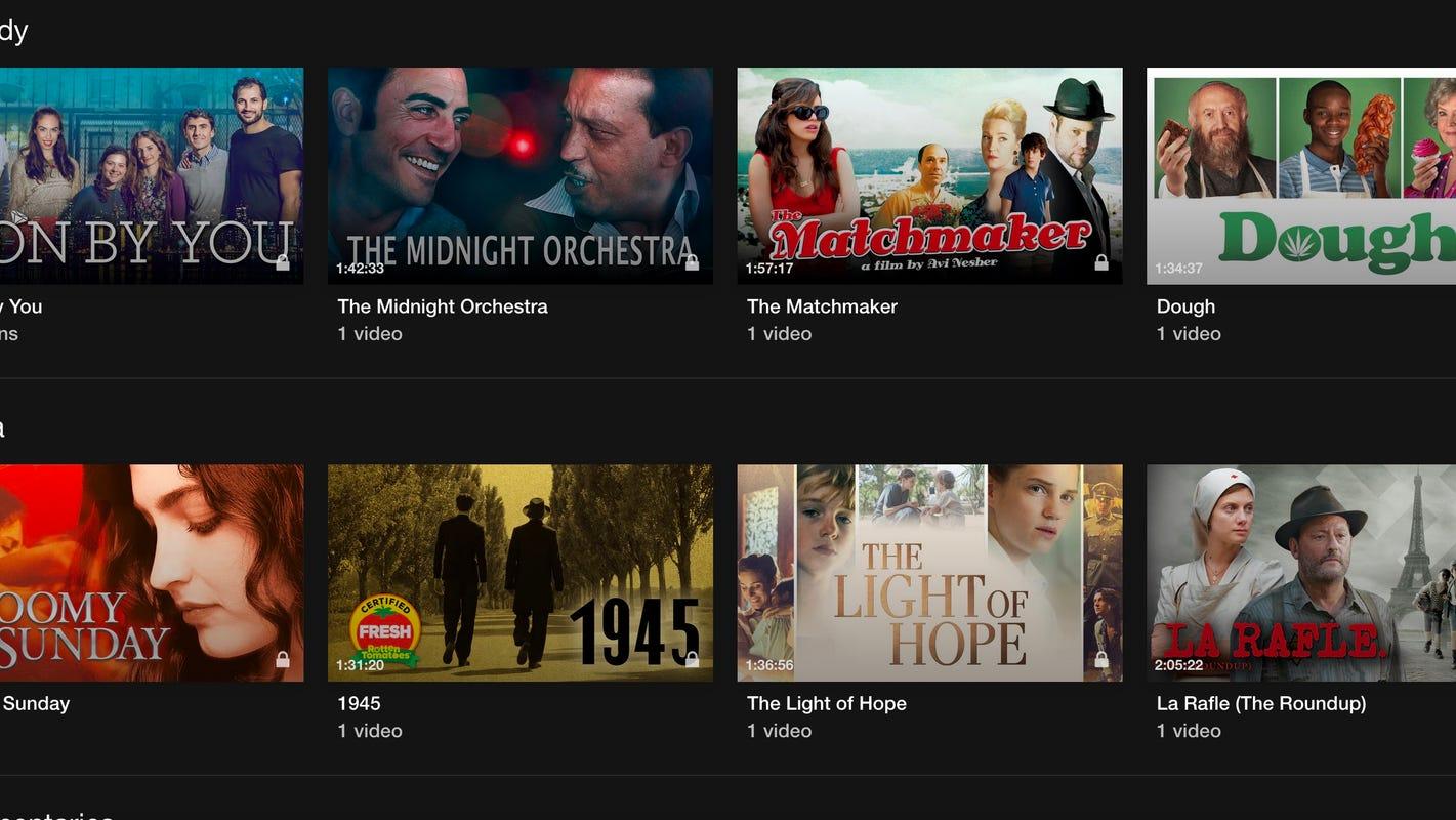 Chai Flicks looks to fans of Jewish/Israeli cinema on streaming