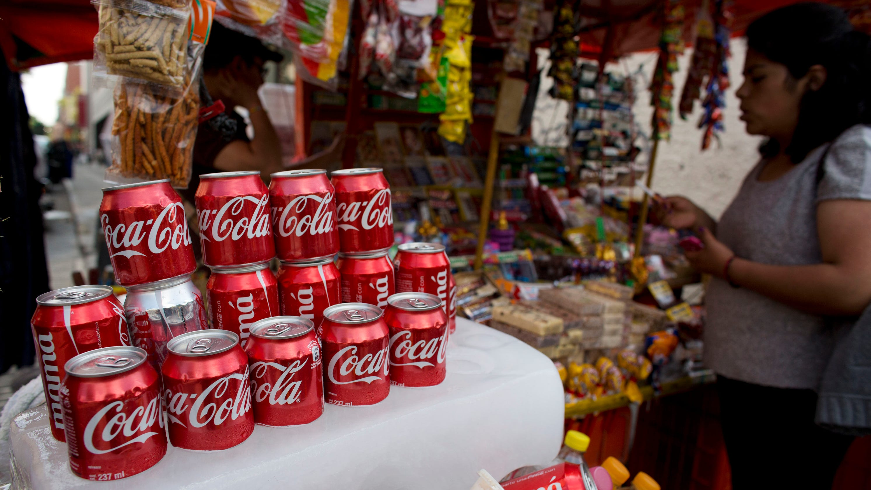 Coca-Cola says layoffs, buyouts imminent as part of restructuring