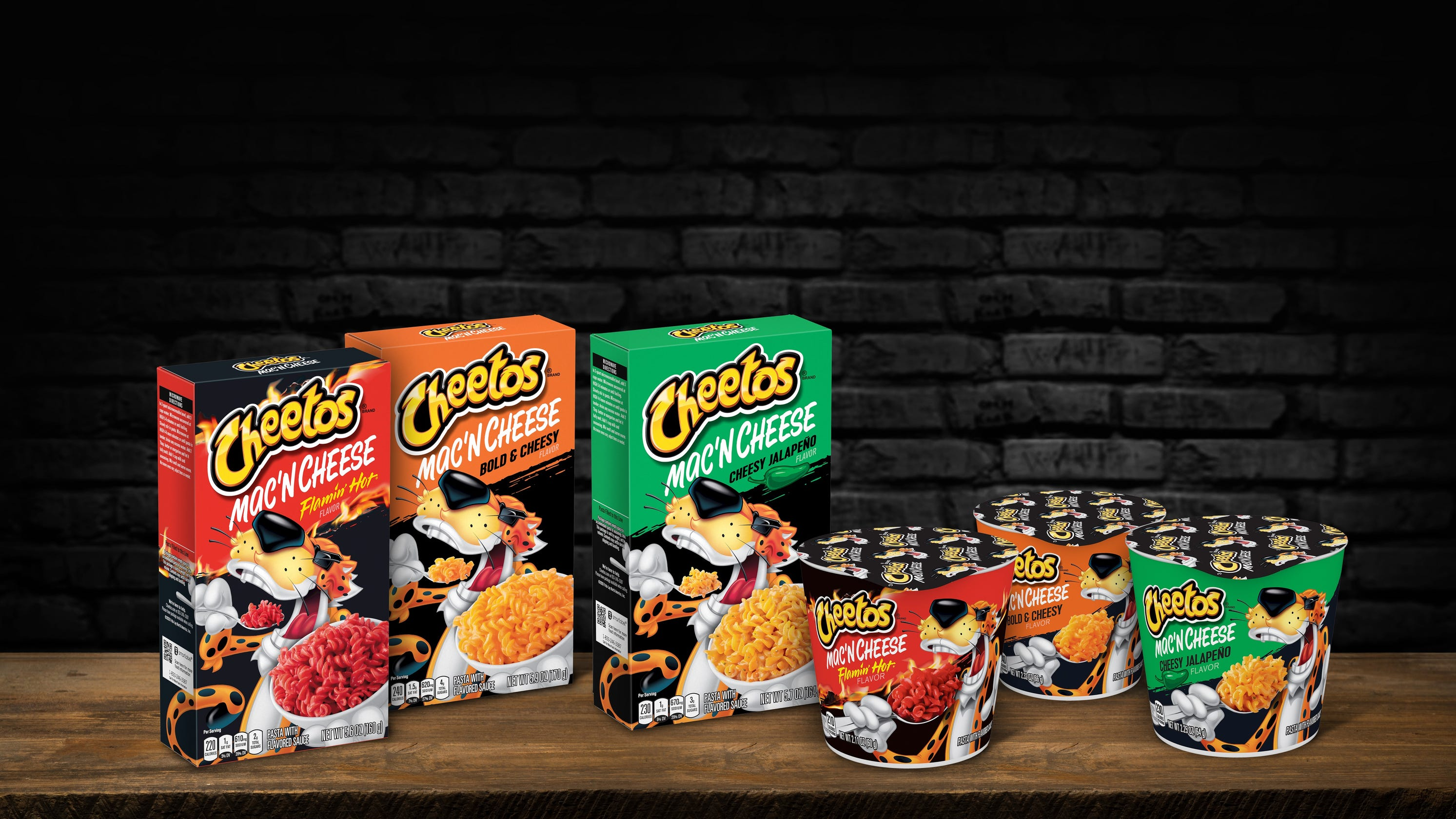 Craving a Cheetos meal? Mac 'n Cheetos to be available in three flavors starting August 8