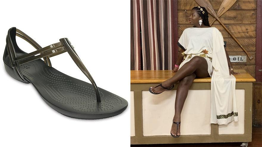 Crocs Isabella T-Strap Sandal review: Why I love Crocs sandals