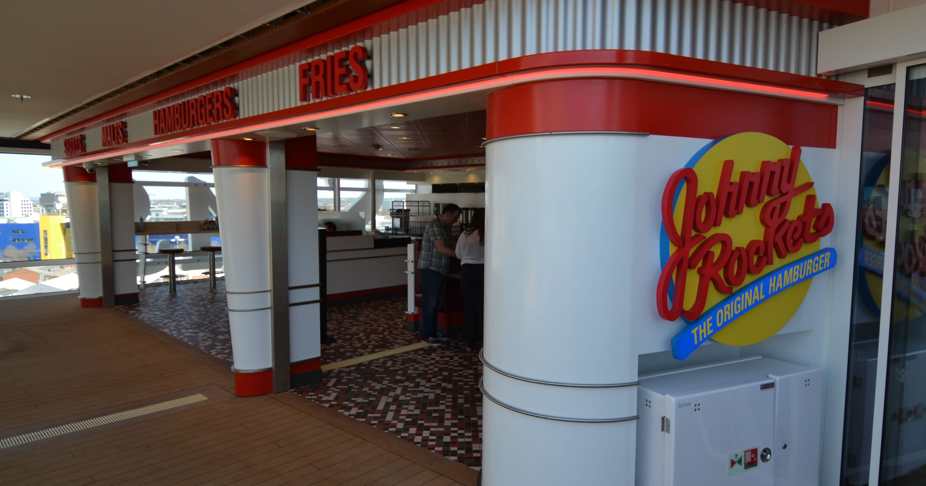 Fatburger owner FAT Brands announces $25 million acquisition of Johnny Rockets