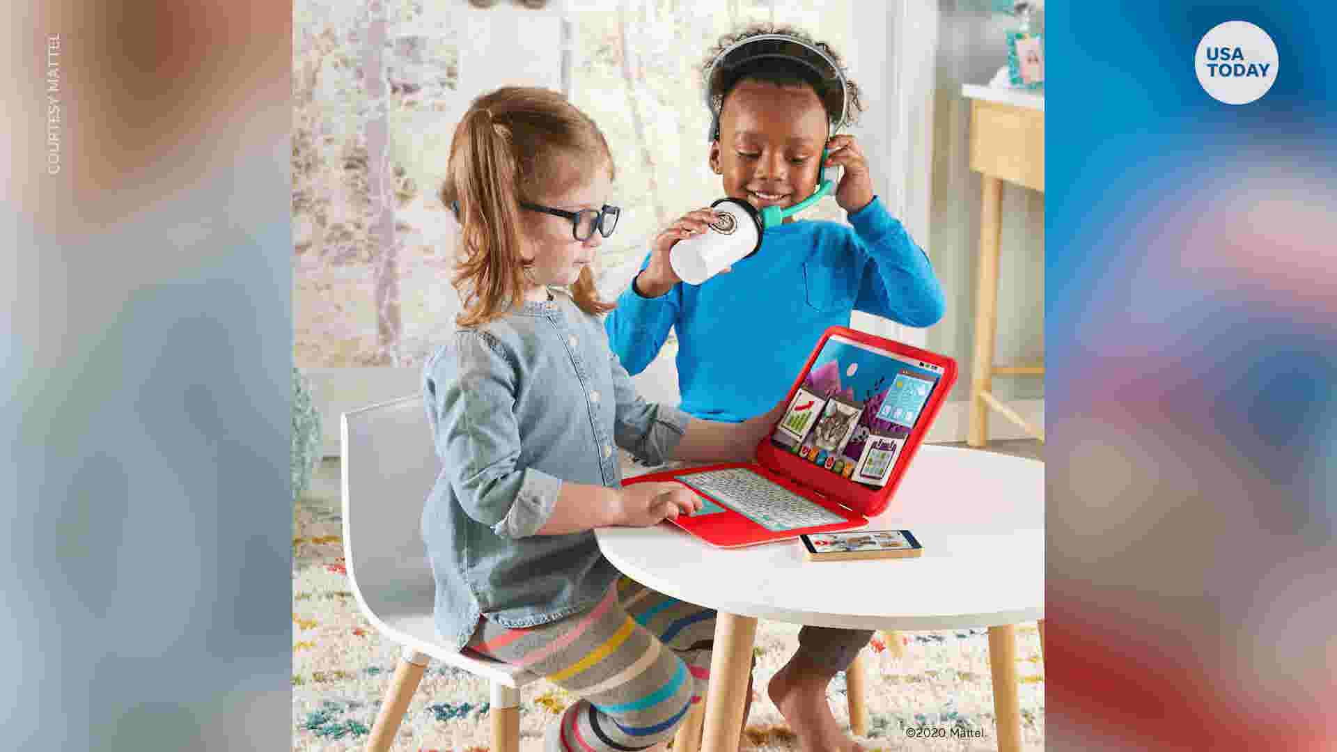 Fisher-Price's new stay-at-home toys mirror what mom and dad do at home