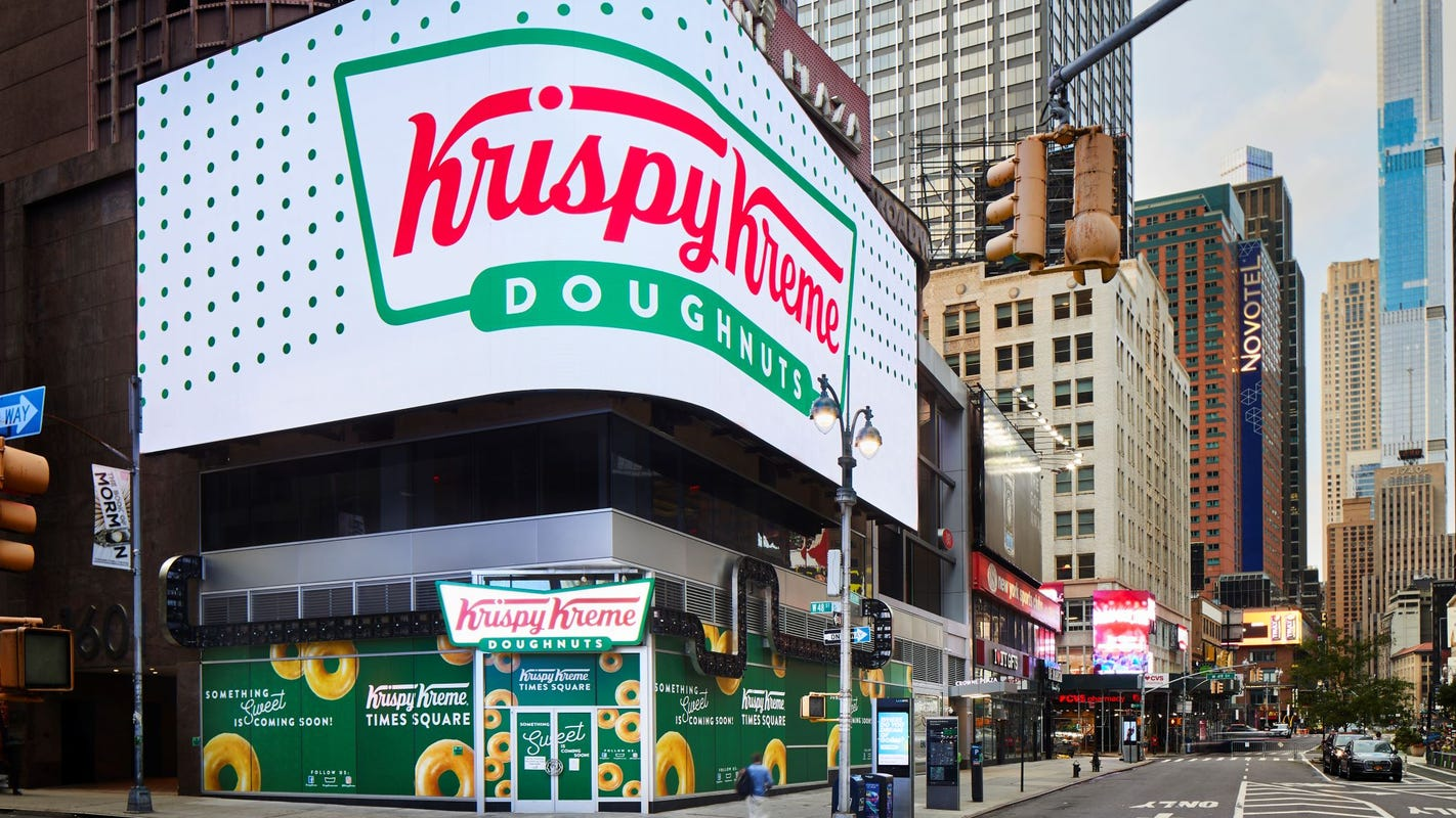 Flagship opening Sept. 15 in Times Square