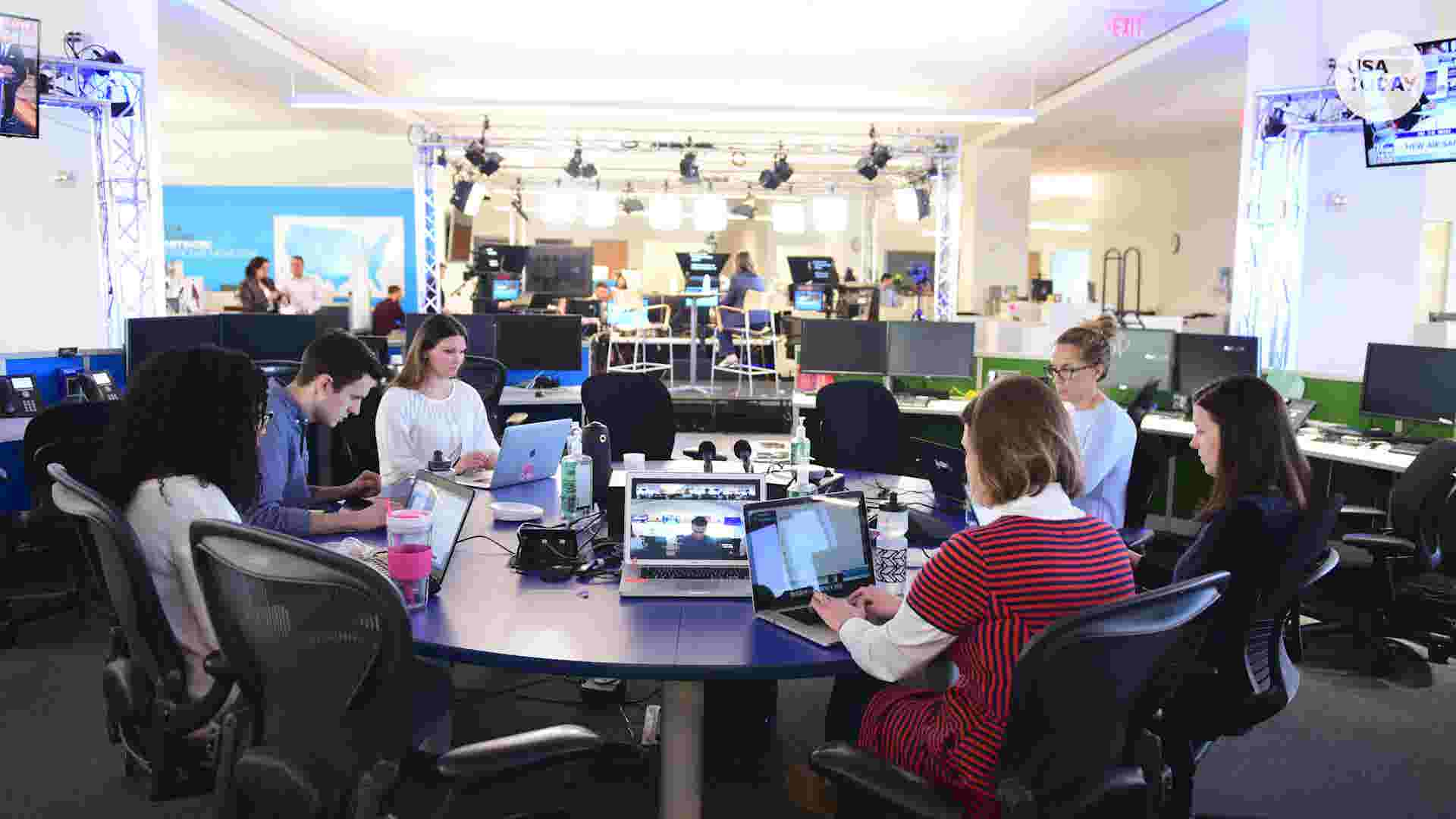 Gannett, USA TODAY commit to make workforce as diverse as the US, add coverage on race