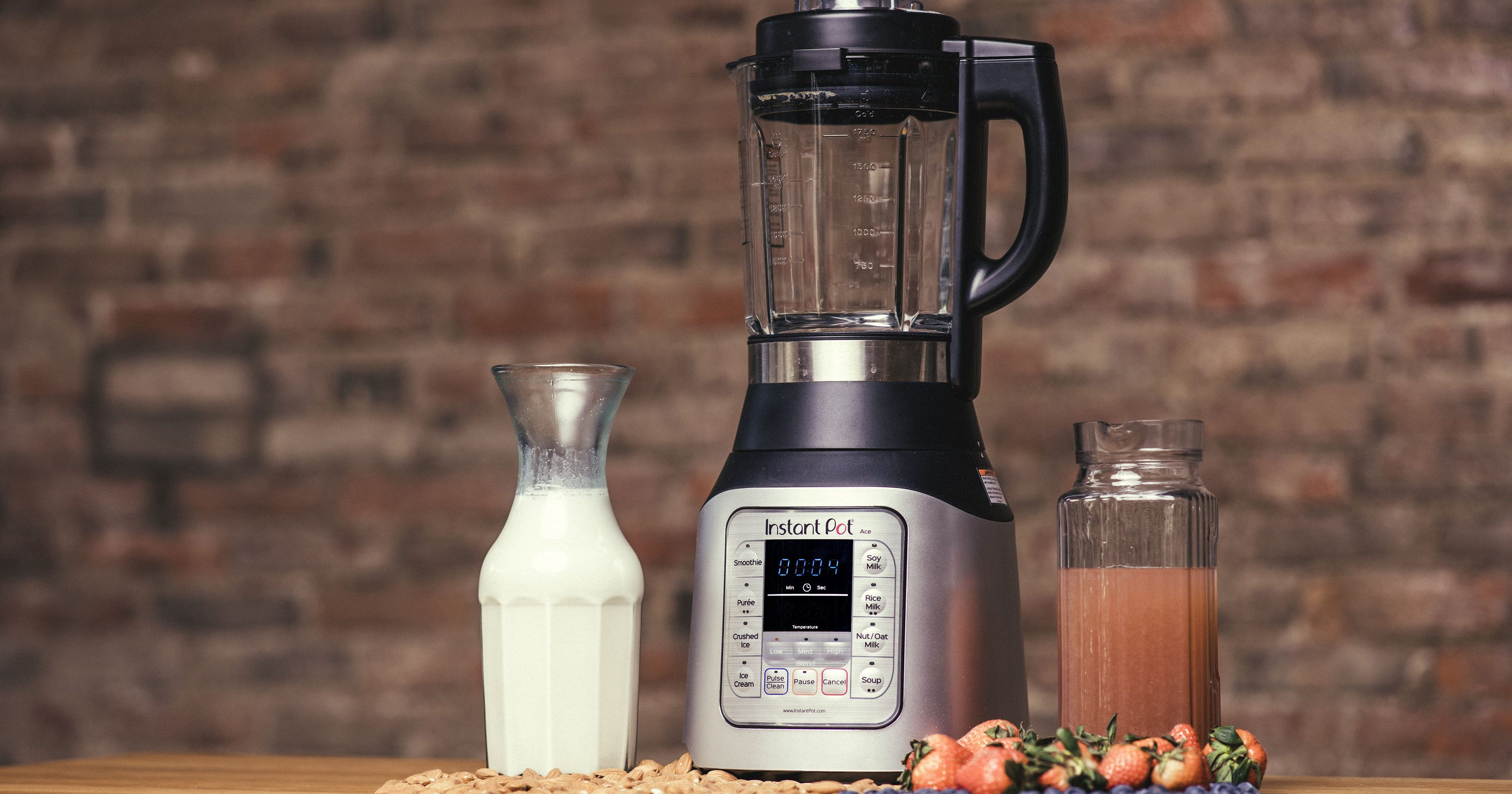 Get the Instant Pot Ace 60 Cooking Blender on sale now