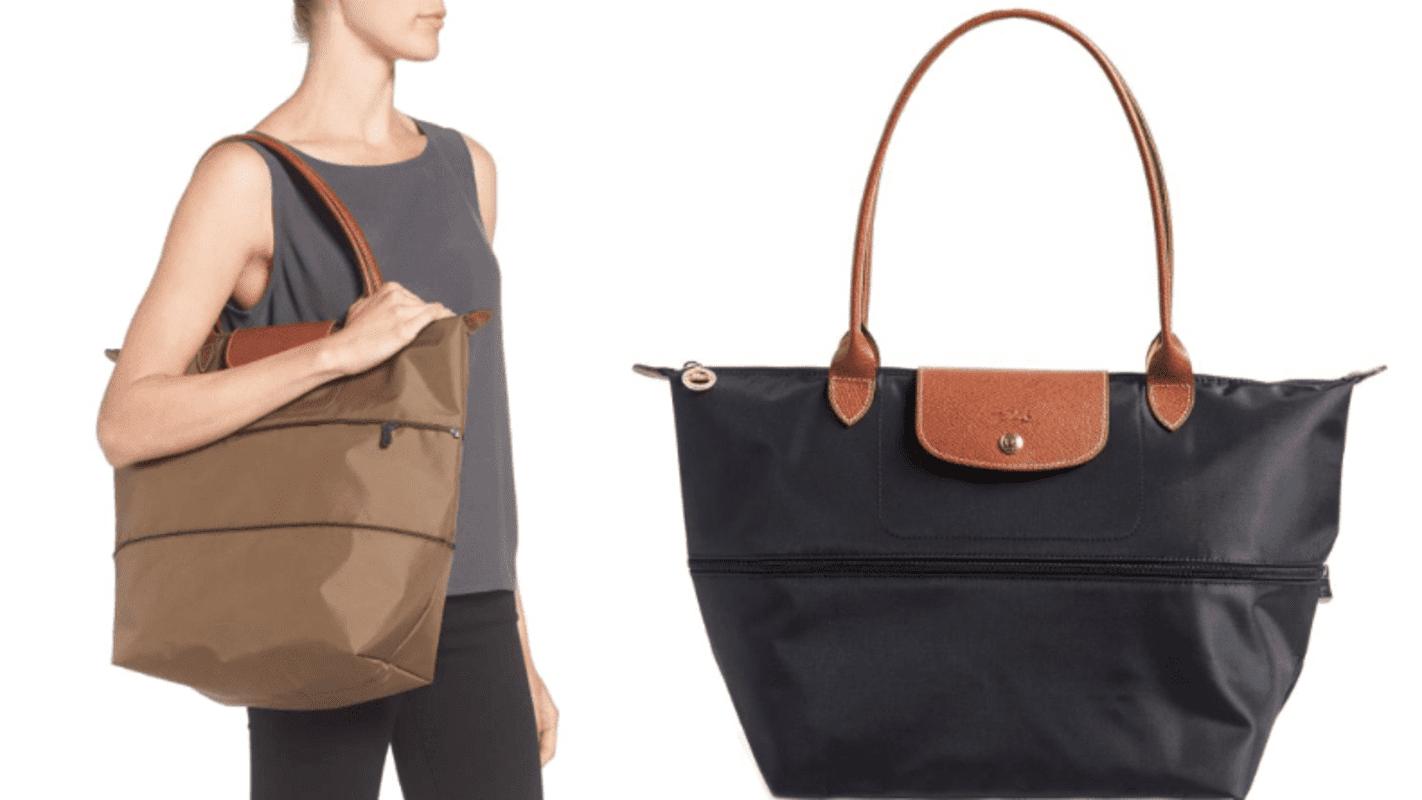 Get this Longchamp Le Pliage bag for less