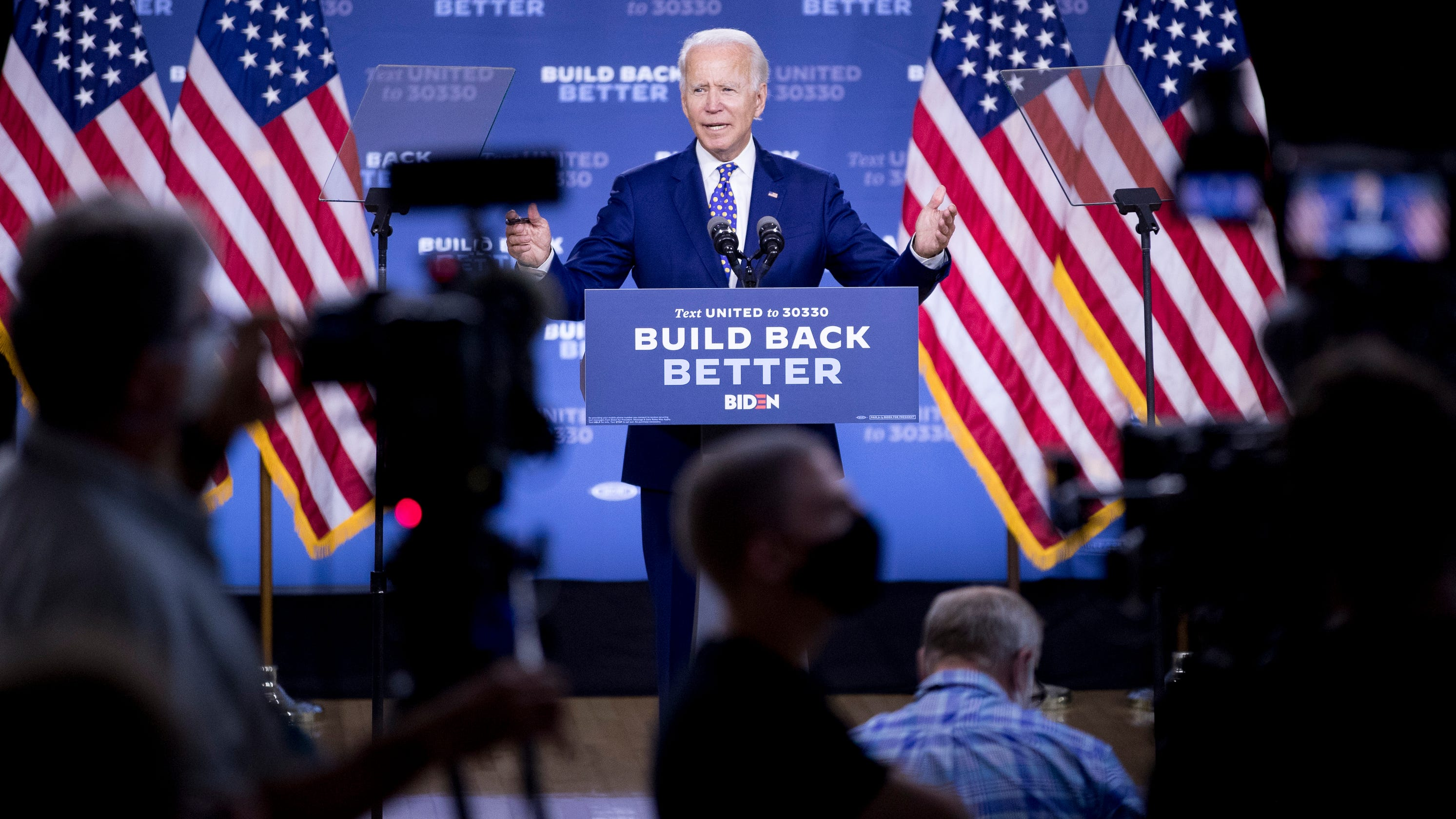 History suggests how a Biden presidency may affect the stock market