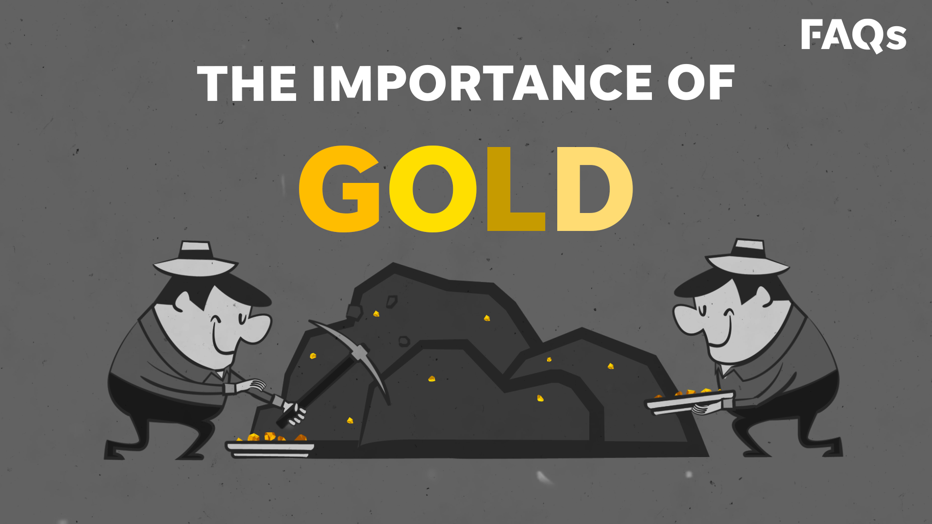 How gold could save the economy from the pandemic