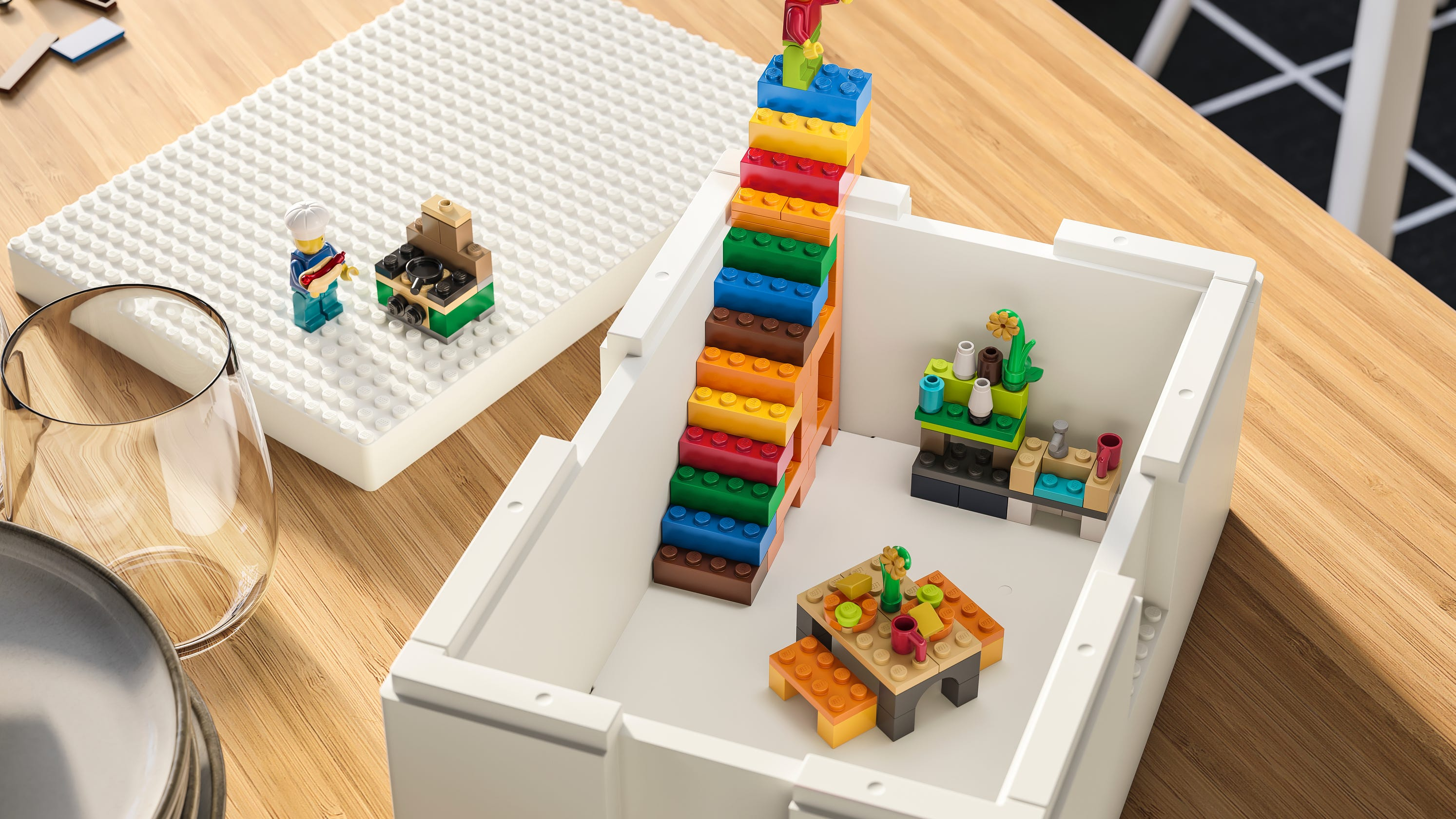 Ikea created storage option just for your Legos