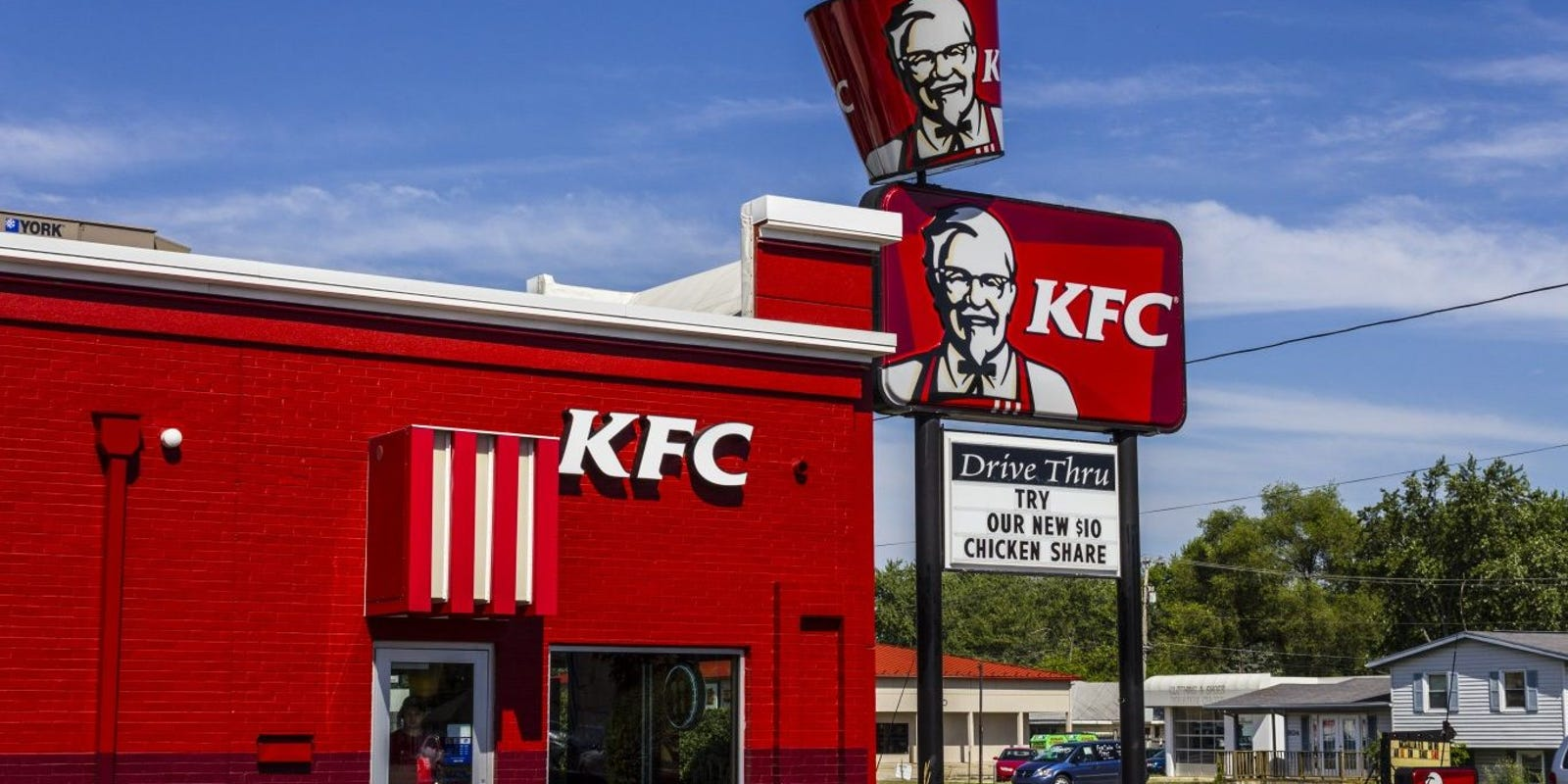 KFC suspending use of 'Finger Lickin' Good' in advertising amid coronavirus pandemic