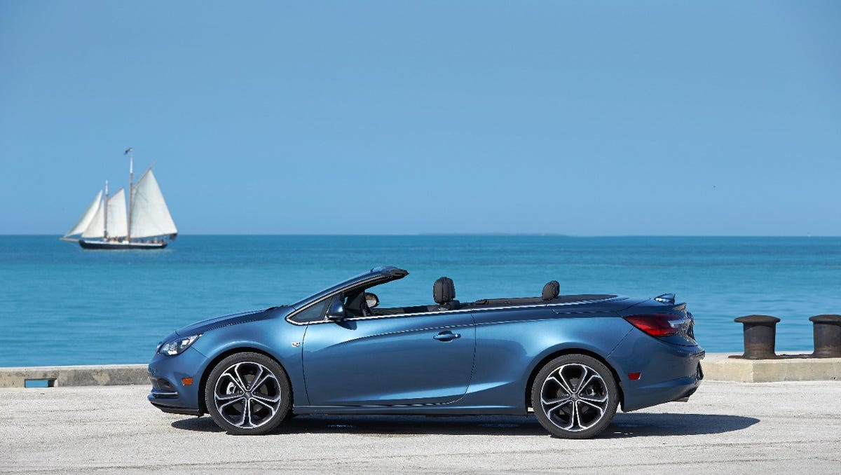 Labor Day: These convertibles, SUVs are primed for the three day weekend