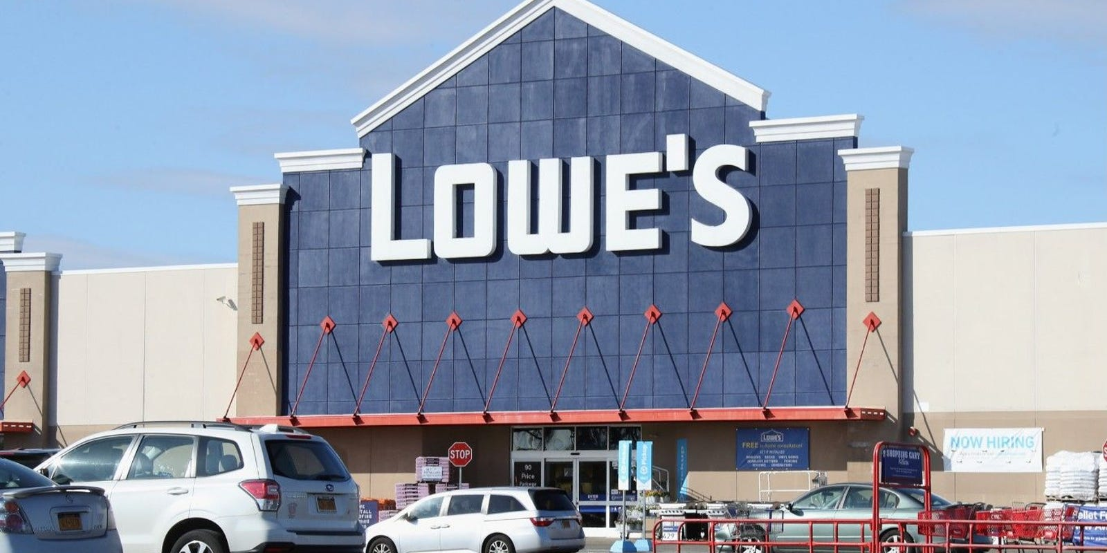 Lowe's giving out small business COVID-19 relief grants through LISC