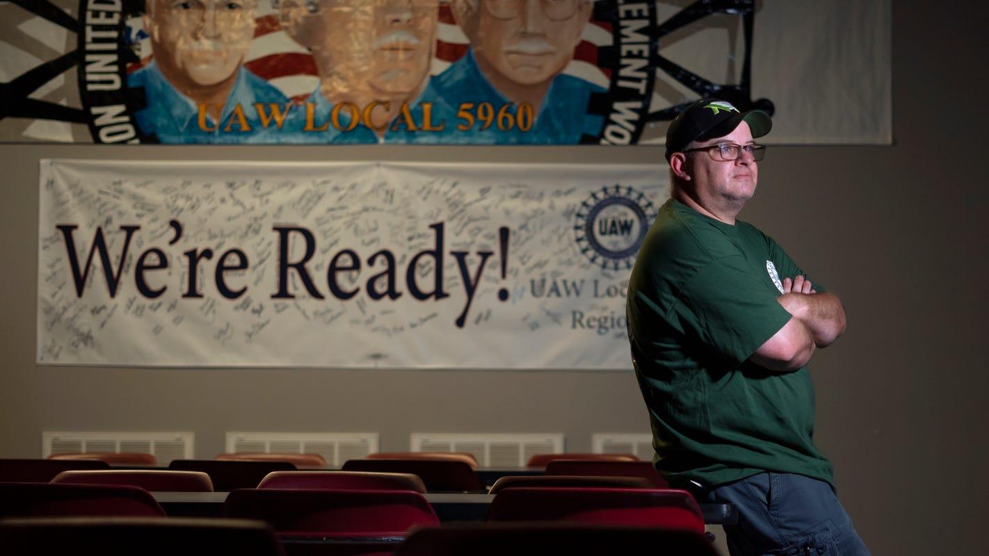 Michigan autoworker Gerald Lang to speak at Joe Biden DNC event